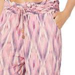Luli Fama Femme L607M99 Ne s'applique pas Couverture pour maillot de bain – multicolore – Large