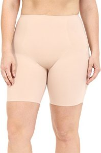 Spanx Thinstincts Targeted Legging, Beige (Soft Nude 000), 58 (Taille Fabricant: 3X) Femme