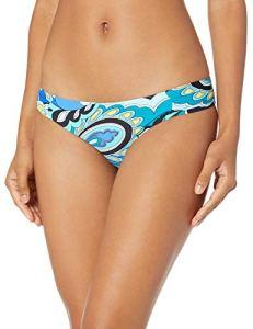 Trina Turk Women's Shirred Side Hipster Pant Bikini Bottom