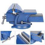 Vis de banc 70 mm 2,8 pouces Banc de travail Plateforme de fonctionnement pour atelier mécanique