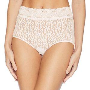 Wacoal Women's Halo Lace Brief Panty