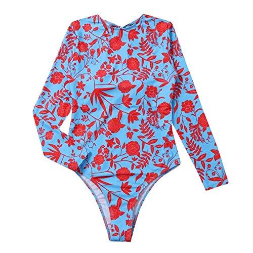 BaoDan Pyjama Combinaison Femme Plongée Libre Maillot de Bain Femme Sexy Charmant G-String et T-Back Respirant Peignoir Femme Chic Lingerie Sexy Lingerie de Nuit Femme Vêtements de Nuit