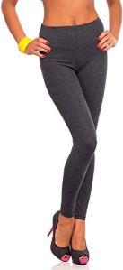 KTYXGKL Femmes Longueur Full Longueur Solide Coton Soft Cotton Plus Tailles Opaque sous-vêtements Thermiques (Color : 10, Size : 26)