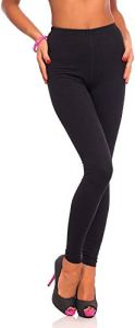 KTYXGKL Femmes Longueur Full Longueur Solide Coton Soft Cotton Plus Tailles Opaque sous-vêtements Thermiques (Color : 11, Size : 26W)