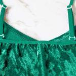 TAILONG Femmes Lingerie Nuit Sexy Hot Soutien-Gorge Erotique Babaydoll Sex Nuisette sous-Vêtements Corset Dentelle Séduction Vêtements Culotte et Slips Ensemble de Underwear Classique pour Femme