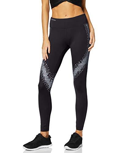 TriAction DL Rtw Ss20 Leggings Ex, Noir (Black 0004), 44 (Taille Fabricant: X-Large) Femme