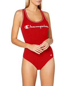 Champion Body sous-vêtement, Rouge ÉCARLATE, Medium Femme