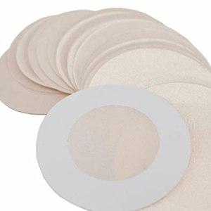 HJJACS Nipple Pasties Nipple Covers Femmes Adhésif Sein Pétales Coussinets Jetables Femme Autocollants pour Mamelons sur La Poitrine
