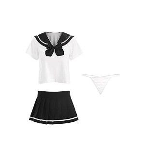 NLASHFO Ensemble de Lingerie Sexy pour Dames Costume Deux pièces