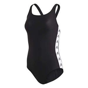 Adidas SH3.RO Taper S Maillot de bain Femme,Noir(Black/White),38