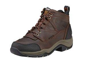 ARIAT – Chaussures d'endurance Terrain H2O Riding pour Femmes, 36.5 M EU, Copper