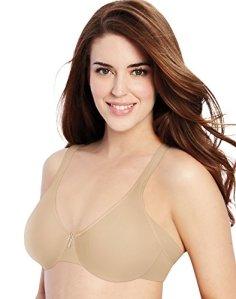 Bali Women's One Smooth U Minimizer Underwire, Nude, 40DD
