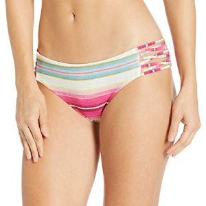 Billabong Women's Beach Sol Hawaii Bikini Bottom, Multi, L