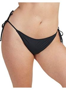 Roxy Beach Classics – Bas de Bikini couvrance Naturelle – Femme – S – Noir