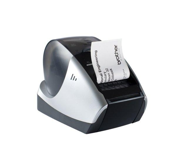 Avis Brother P-touch QL 570 Étiqueteuse USB 2.0