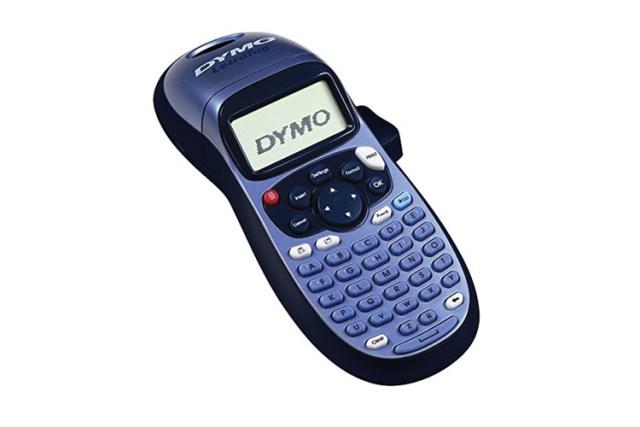 Dymo LetraTag LT-100H : Notre avis sur cette étiqueteuse portative