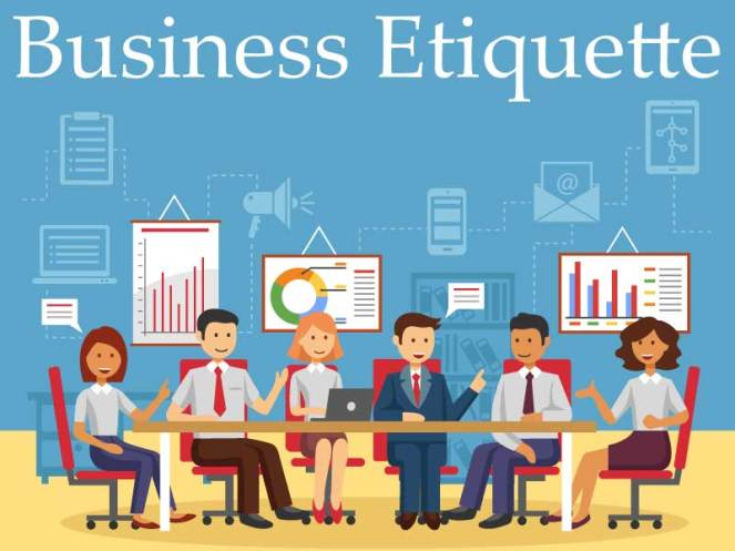 Image result for businessmen etiquette