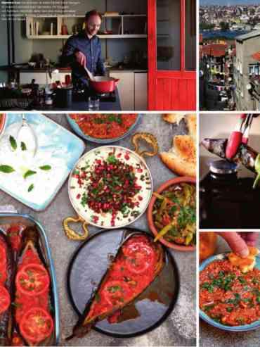 Et kjøkken i Istanbul i Dagbladet Magasinet – faksimile