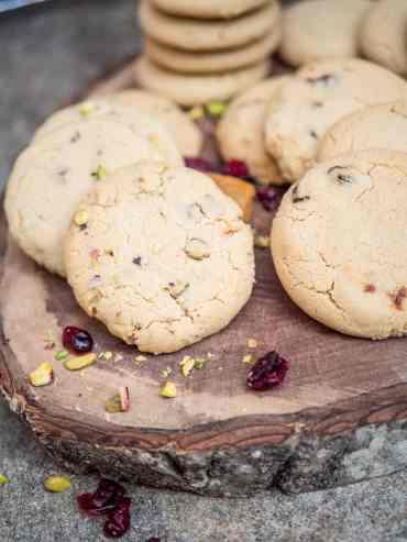 Tahinicookies - oppskrift / Et kjøkken i Istanbul