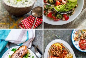 Ukemeny: Frisk og sommerlig mat fra Et kjøkken i Istanbul