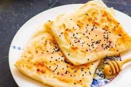 Filopakke med fetaost og honning - oppskrift fra Et kjøkken i Istanbul