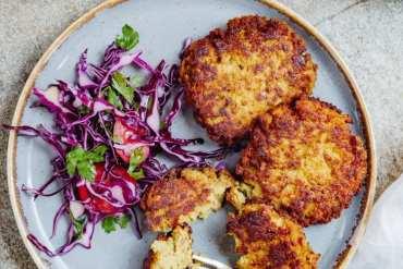 Krydrede kjøtt- og potetkaker - oppskrift fra Et kjøkken i Istanbul