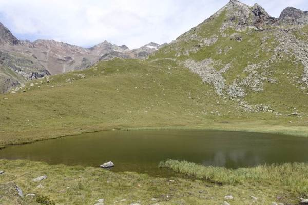From Pian Pal249 dam to Lagostel lake