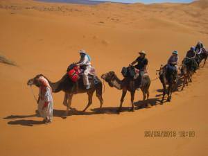 Etnaviva in Marocco