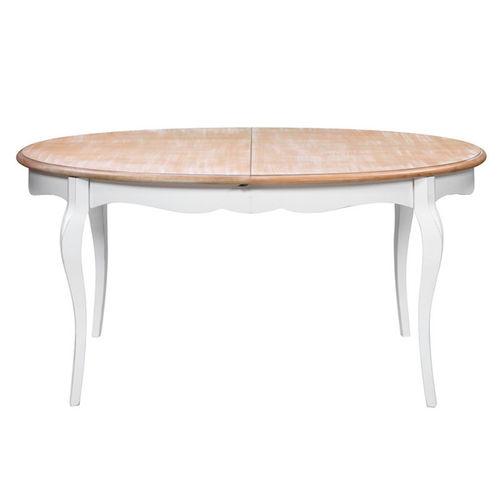 Per la sala da pranzo opta per un tavolo rotondo allungabile e sedie in legno dall'aspetto vissuto. Tavoli Provenzali E Shabby Chic Nuovi Arrivi E Nuove Proposte