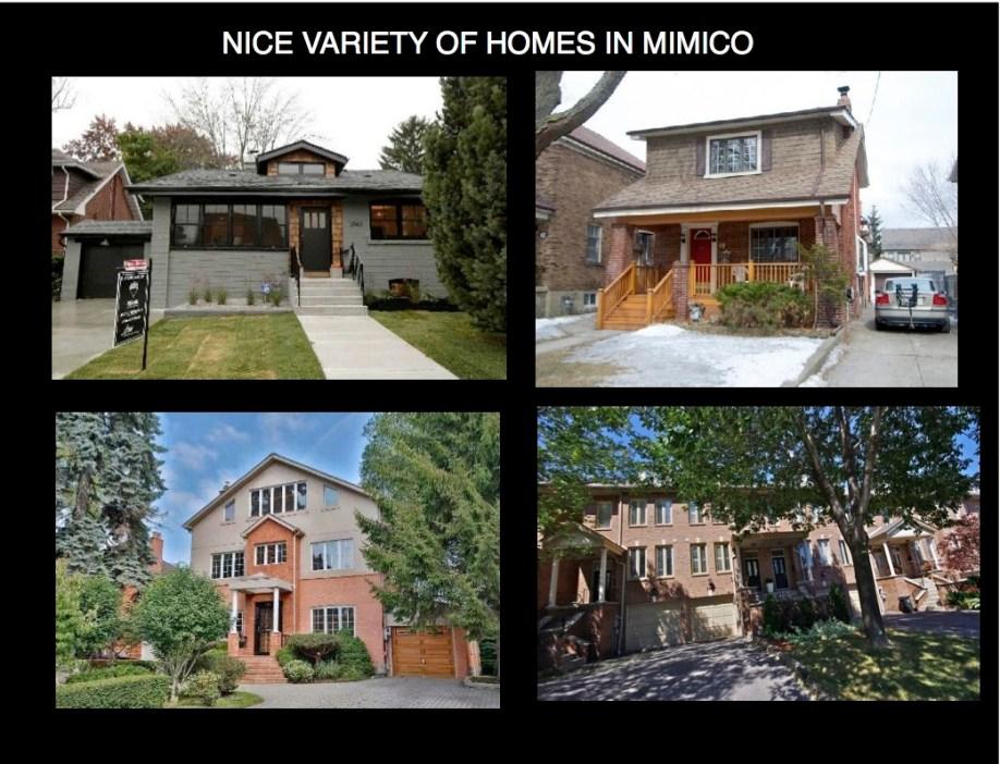 MIMICO HOMES