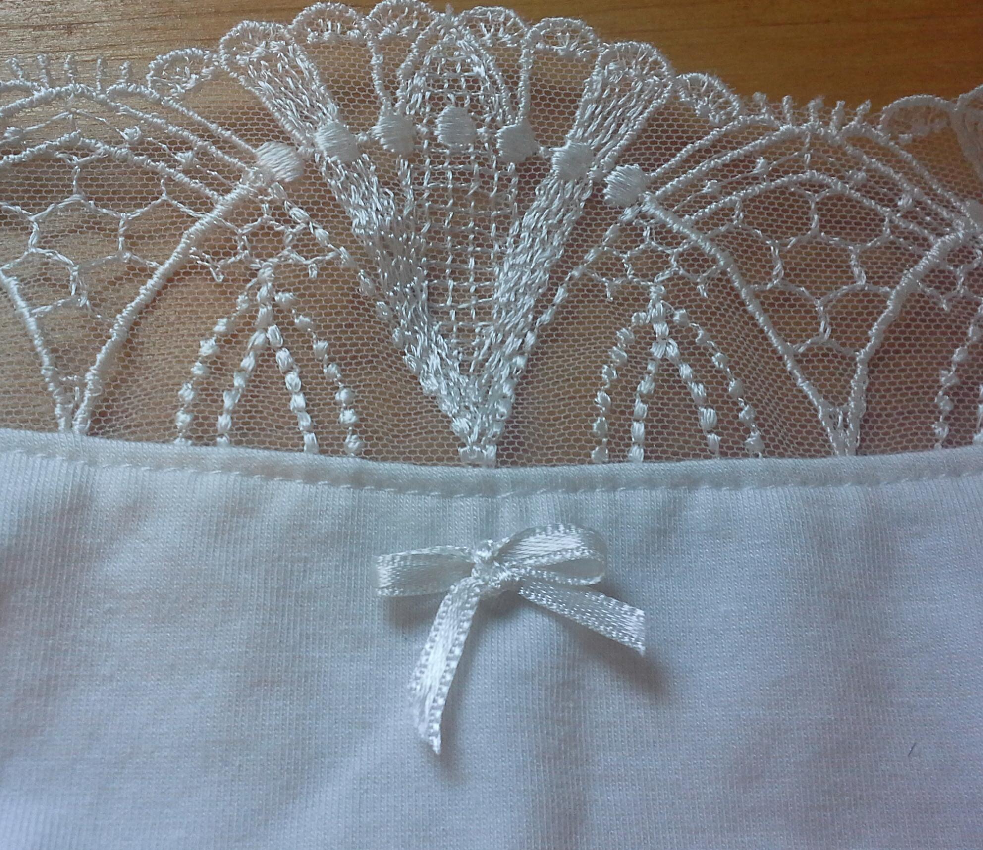 Comment fabriquer un petit noeud de lingerie