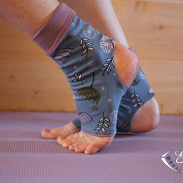 Mitaines de Yoga [Patron libre !]