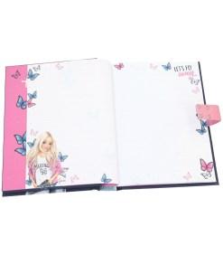 Top Model soiva päiväkirja
