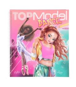 TOPModel Dance Suunnittelukirja