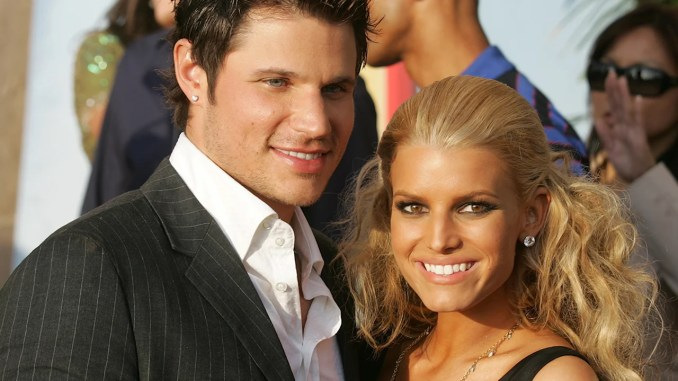 jessica simpson says marriage to nick lachey was one of her