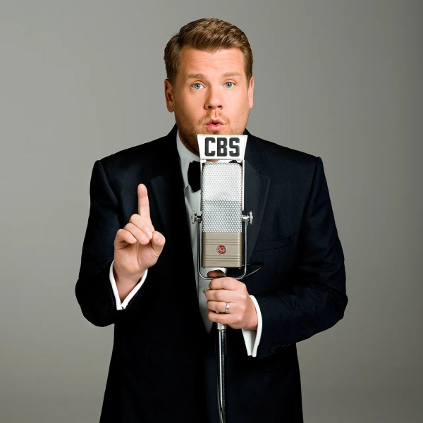EXCLUSIVE: Why James Corden Is the Right Man to Host the ...