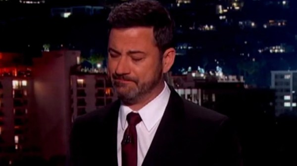 Jimmy Kimmel Thanks Fans for 'Outpouring' of Support ...