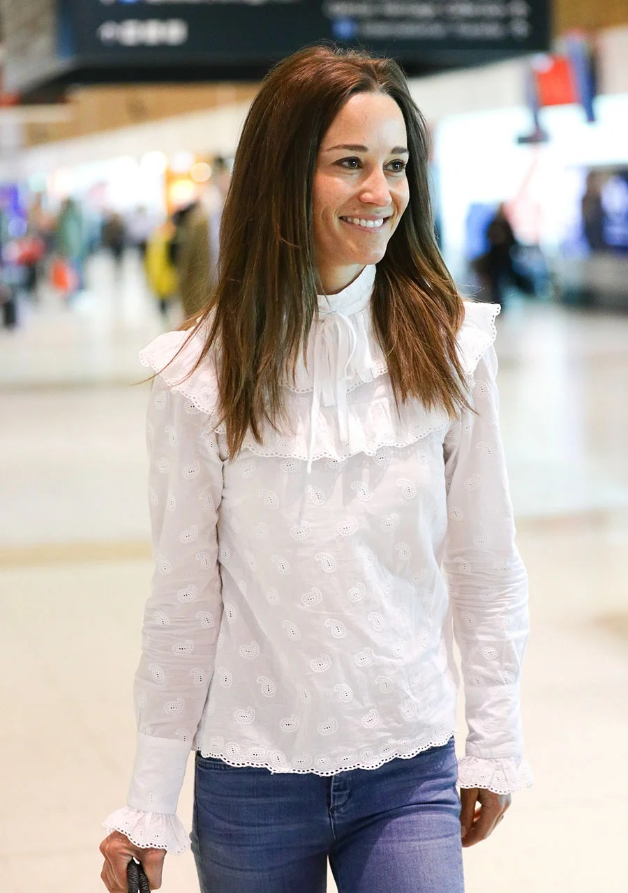 Pippa Middleton And James Matthews Continue Their Romantic