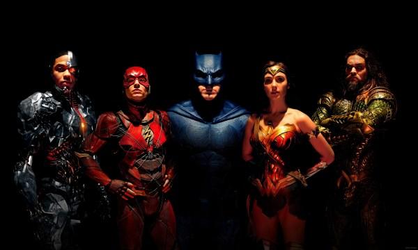 'Justice League' Post-Credit Scenes Explained: Bromance ...