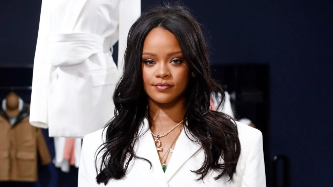 Image result for Rihanna fenty