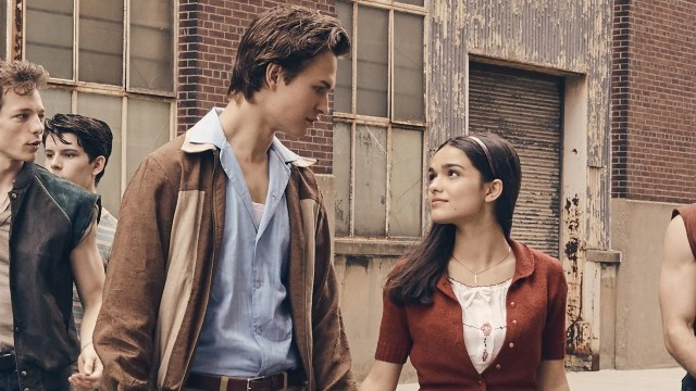West Side Story': First Pics of Ansel Elgort, Rita Moreno and Cast in  Steven Spielberg's Remake | Entertainment Tonight