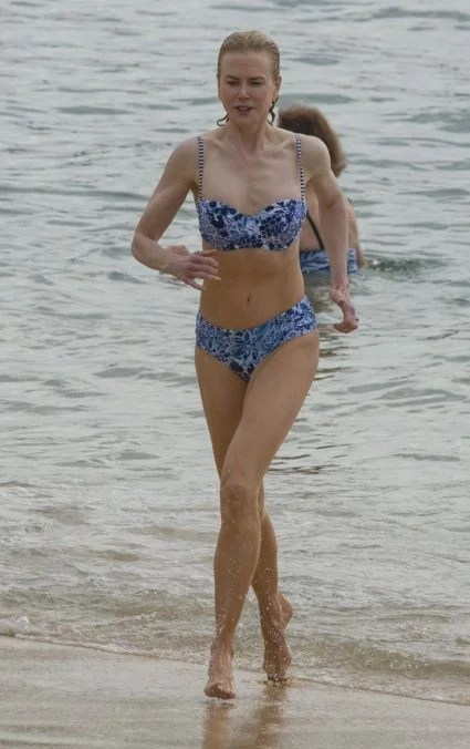 Nicole Kidman, 48, Shows Off Toned Physique, Proves She's ...