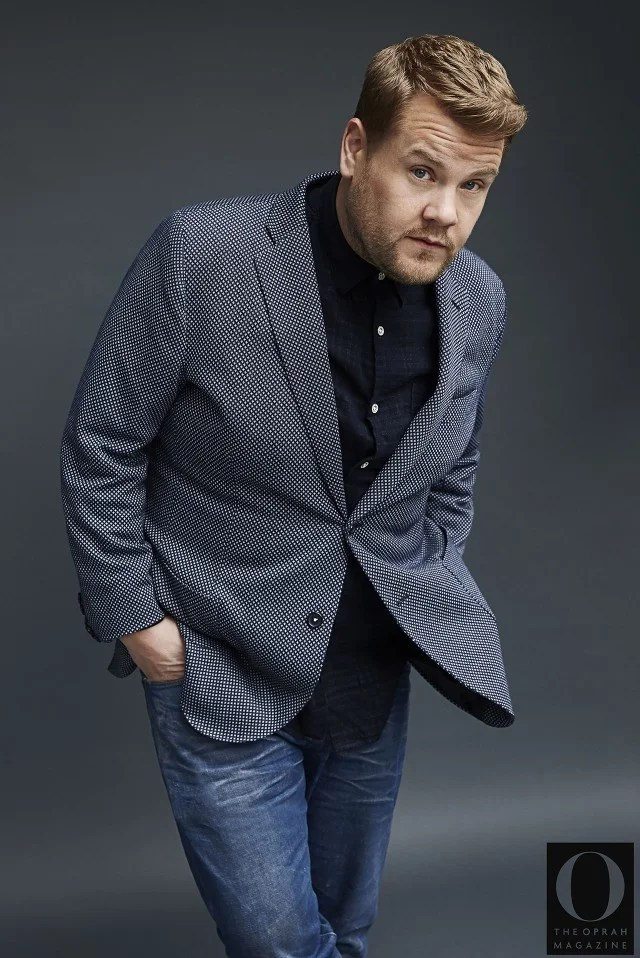 James Corden Reveals How He Made His Dad Cry: 'It's a ...
