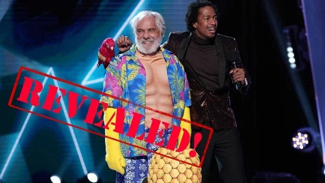 Tommy Chong on 'The Masked Singer'