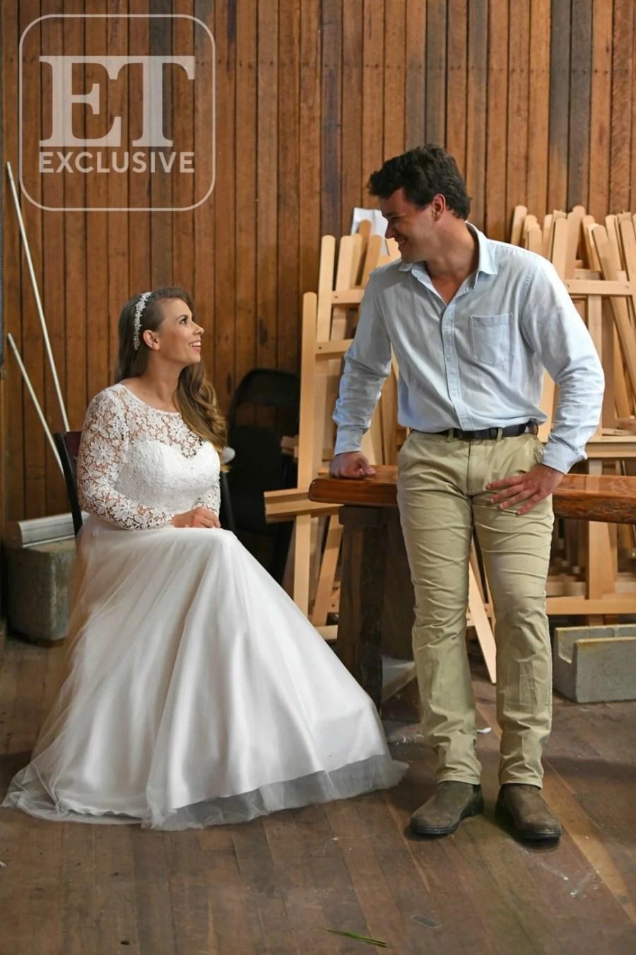 Bindi Irwin Reveals Her Favorite Moment From Her Wedding ...