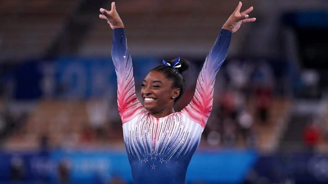 Simone Biles Wins Bronze in Final Gymnastics Competition of Tokyo Olympics