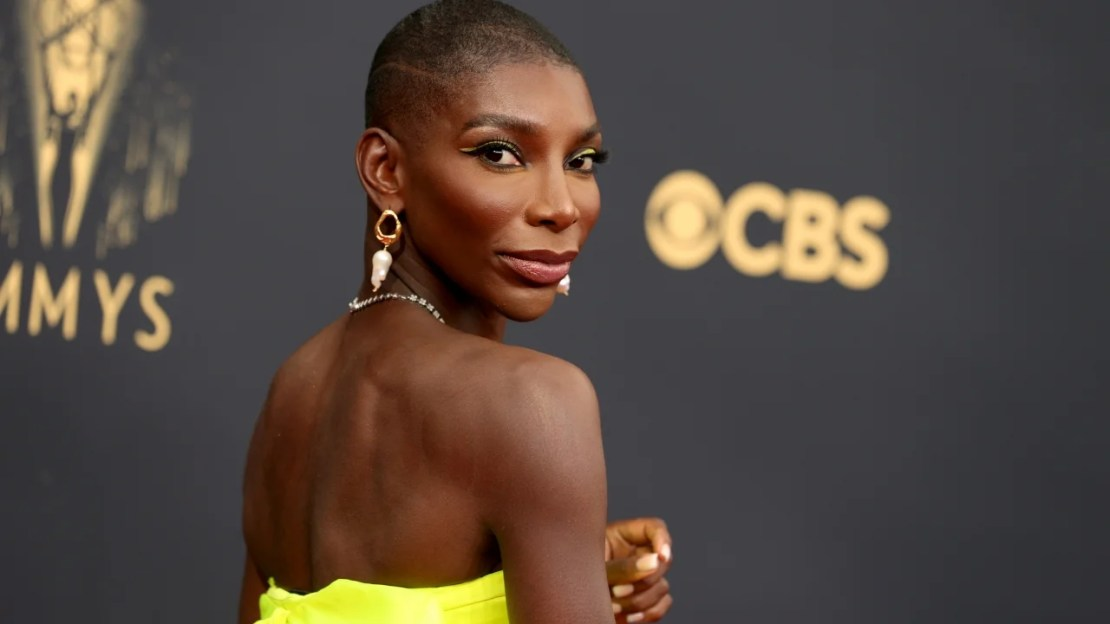 Michaela Coel Makes History as First Black Woman to Win an Emmy for Limited Series Writing