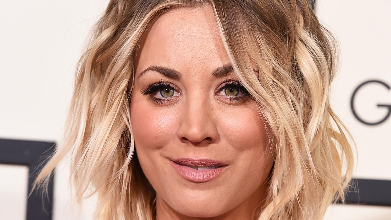 Kaley Cuoco Exposes Her Bare Breast on Snapchat, Kisses ...