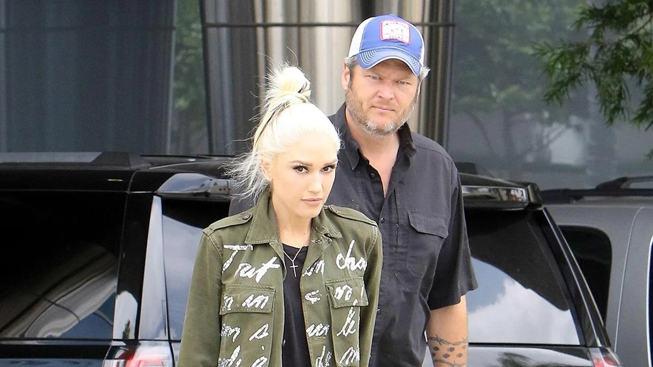 Gwen Stefani And Blake Shelton Are Spotted Heading To The