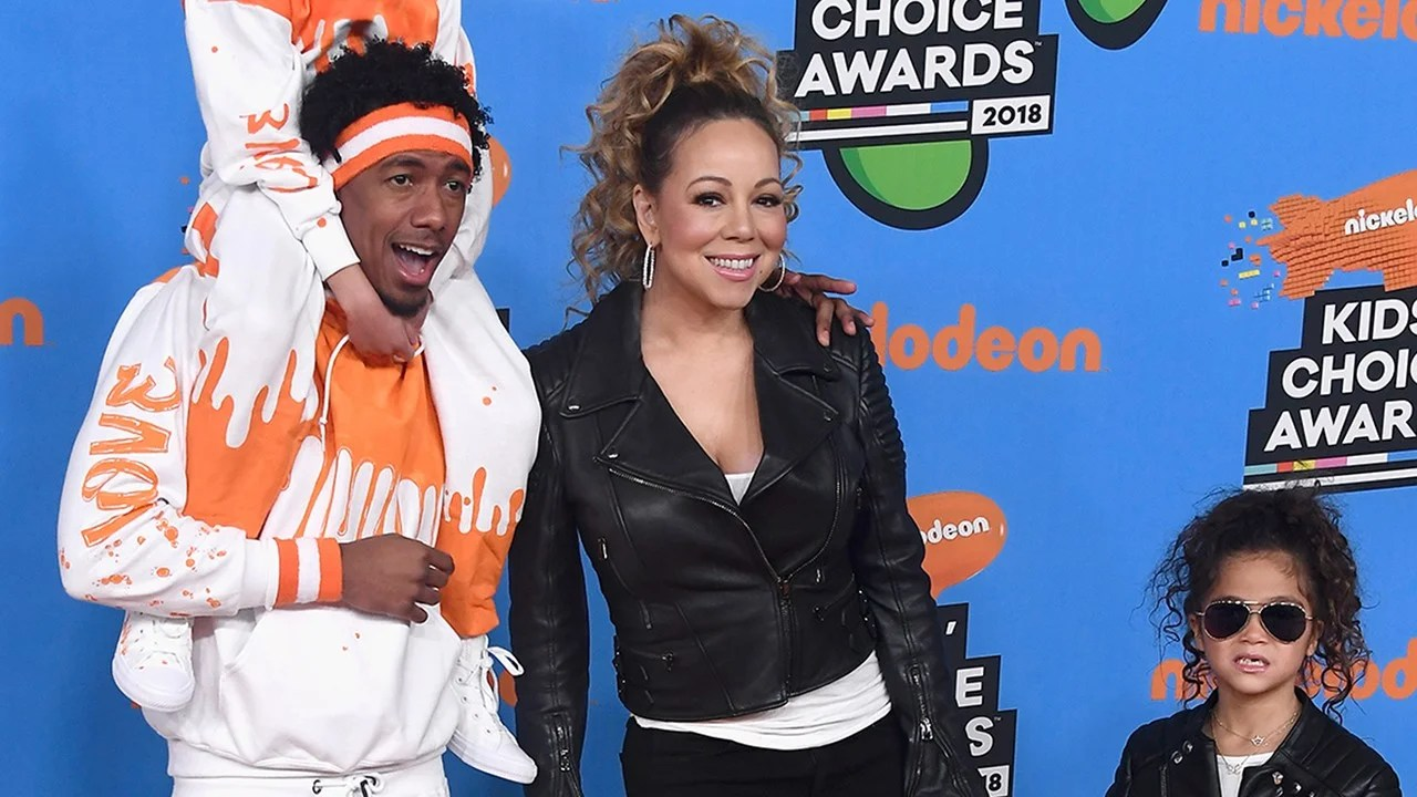 Mariah Carey And Her Mother